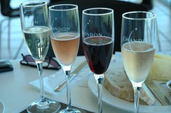 Australian sparkling wines from Domaine Chandon in the Yarra Valley.
