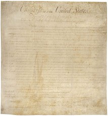 The Bill of Rights in the National Archives