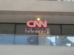 CNN En Español Radio Offices in Atlanta.