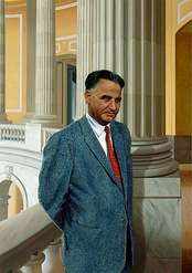 Dalip Singh Saund, first Indian American to be elected to Congress