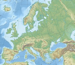 Leeds is located in Europe