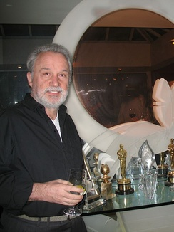 "Italian composer Giorgio Moroder is known as the ""Father of Disco"".[14]"