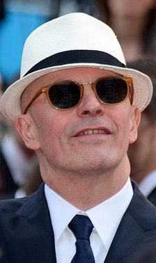 Jacques Audiard, winner of the 2015 Palme d'Or