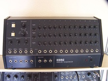 Typical analog sequencer (Korg SQ-10)
