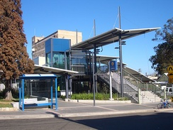 Lakemba railway station