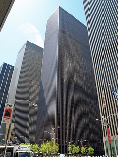 1221 Avenue of the Americas, former McGraw-Hill headquarters