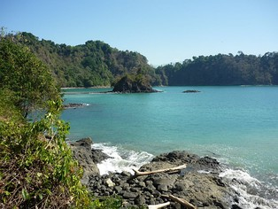 Manuel Antonio National Park in Costa Rica was listed by Forbes as one of the world's 12 most beautiful national parks.[10]