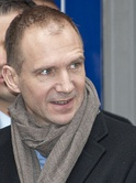 Photo of Ralph Fiennes at the Berlin Film Festival in 2011