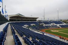 The team plays their games at LoanMart Field, and has since 1992