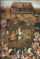 The Mughal Army under the command of Islamist Aurangzeb recaptures Orchha in October 1635.