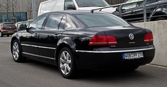 Volkswagen Phaeton (second facelift)
