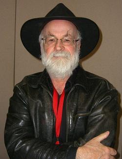 Сэр Те́ренс Дэ́вид Джон Пра́тчетт / англ. Sir Terence David John Pratchett, более известный как Те́рри Пра́тчетт / Terry Pratchett