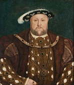 Hans Holbein the Younger (after), King Henry VIII, c. 1540