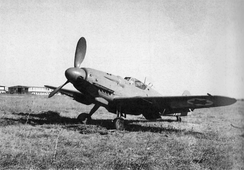 An Israeli Avia S-199, in June 1948