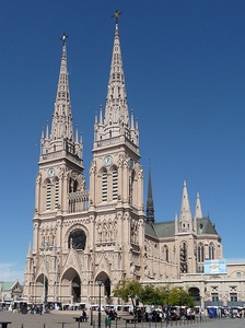 Basilica of Our Lady of Luján, Buenos Aires Province, Argentina
