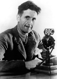 Orwell spoke on many BBC and other broadcasts, but no recordings are known to survive.[94][95][96]