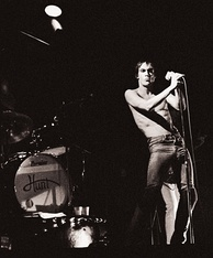 Iggy Pop was a member of the Stooges, who are considered one of the preeminent proto-punk acts.