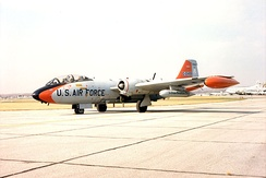 158th Defense Systems Evaluation Group EB-57B 52-1499.  Now at the USAF Museum