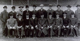 The 1905 Minneapolis Millers baseball team