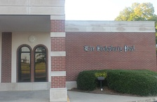 The Vicksburg Post is now located in a new building in a small shopping center off Interstate 20.