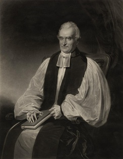 Bishop Christopher Bethell