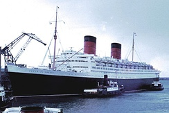 Queen Elizabeth of 1939 (83,650 GRT)