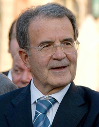 Romano Prodi, Prime Minister from 1996 to 1998 and from 2006 to 2008