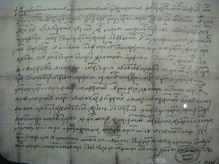 "Neacșu's letter, the oldest surviving document written in Romanian has the oldest appearance of the word ""Rumanian"""