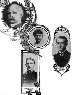 The Metcalf family in 1904