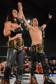 The Young Bucks are five-time winners of the category