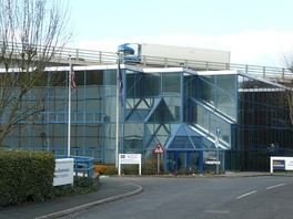The Ultra Electronics facility at Loudwater, Buckinghamshire