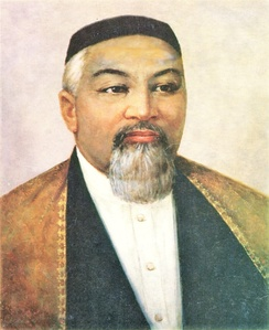 Abay Qunanbayuli lived from August 10, 1845 to July 6, 1904