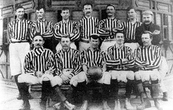 The team of 1902 that won its 3rd. title