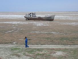 2003 год. Казахстан