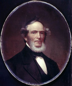 Dr. Charles Duncombe circa 1840 (Library and Archives Canada MIKAN 2895907