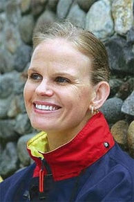 Claudia Poll won Costa Rica's first Olympic gold medal in 1996.