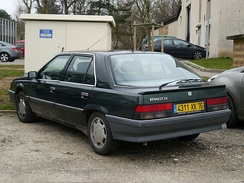 Post facelift Renault 25