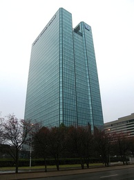 One SeaGate, the tallest building in Toledo, is the location of Fifth-Third Bank's Northwest Ohio headquarters.