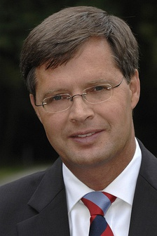Jan Peter Balkenende, Leader from 2001 until 2010 and Prime Minister of the Netherlands from 2002 until 2010.