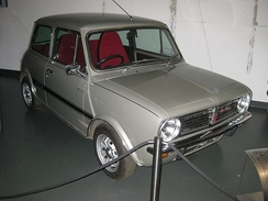 The Leyland Mini LS was produced by Leyland Australia from 1977 to 1978