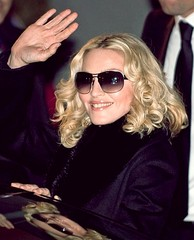 Four-time nominee Madonna