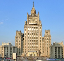 Ministry of Foreign Affairs of Russia main building