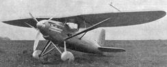 NiD 122 photo from L'Aerophile Salon 1932