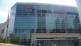The arena with the Consol Energy Center name from 2010 to 2016