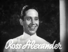 Ross Alexander in the trailer for Shipmates Forever (1935).jpg