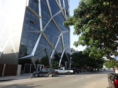 Corporate headquarters in Luanda