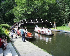 Spree in the Spreewald