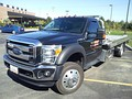 2013 F-550 4x4 Single Cab Rollback Tow Truck