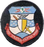Emblem of SAC 506th Strategic Fighter Wing