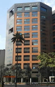 The Colombian Stock Exchange is part of the Latin American Integrated Market (MILA).[203]